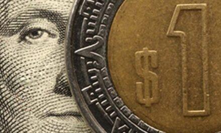 Peso gana terreno frente al dólar: se cotiza en 19.81