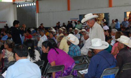 Migración por falta de empleos en Huehuetlán