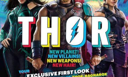 Thor regresa a pantalla grande con nuevo look
