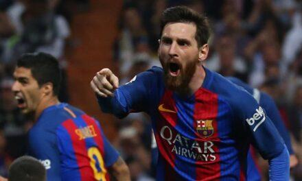 El Barcelona ganó el clásico español