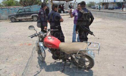 Se incrementó el robo de motocicletas