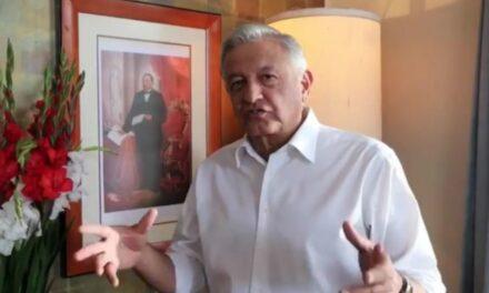 AMLO anticipa a Medea como candidato del PRI para las elecciones del 2018