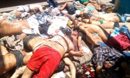 Sube a 34 el número de muertos en el penal de Acapulco