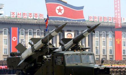 Corea del Norte lanza misil y al parecer cae en territorio Japonés