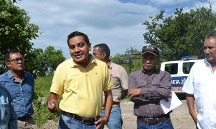 Avanza la construcción del canal de agua en Tepeojuma