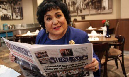 Rinden homenaje a Carmen  Salinas en Estados Unidos