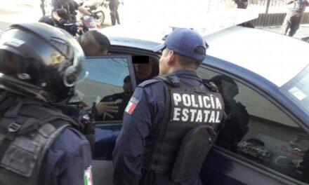 """Capturan a ocho presuntos integrantes de """"Los Cuijes"""" en Xonacatepec"""