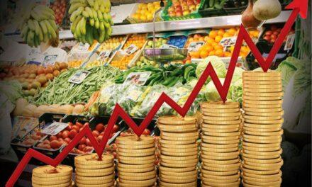 Inflación llegó a 6.66 por ciento, su mayor nivel en 16 años