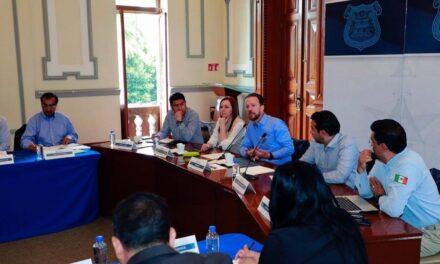 En Puebla emprenden acciones contra la inseguridad