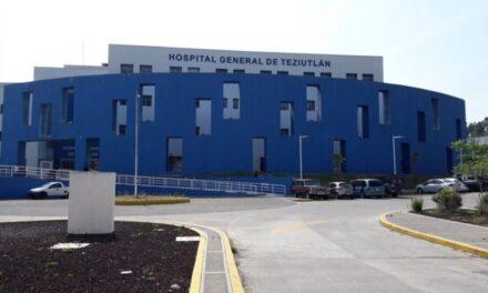 Hospital General  de Teziutlán logró la primera donación de órganos