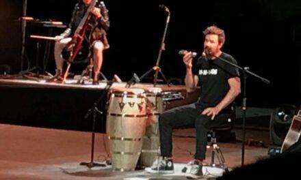 Jarabe de Palo ofrece emotivo show en Puebla