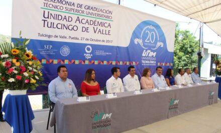 Egresados de la UTIM tienen asegurado su trabajo: Myriam Galindo