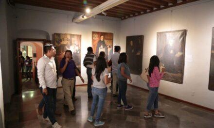 """En la ciudad de Puebla, arranca el programa """"Noche de Museos"""" de este 2018"""
