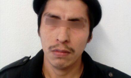 Detiene a sujeto acusado de agredir sexualmente a una mujer