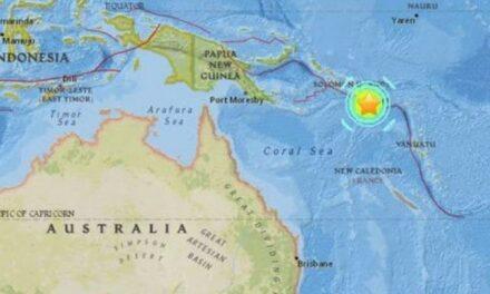 Más de 30 muertos en un sismo en Papúa Nueva Guinea