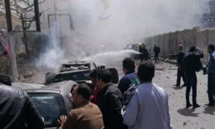 Coche bomba en Egipto dejó un policía muerto y 4 heridos