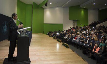 En la BUAP se da certeza laboral a los académicos: Alfonso Esparza