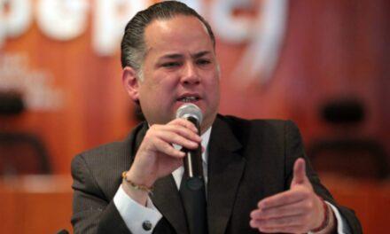 La corrupción inicia en los procesos electorales: Santiago Nieto