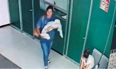 Roban a recién nacida de clínica del IMSS en Acapulco
