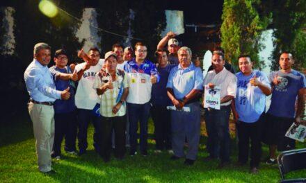 Apoyaré la agroindustria de la jamaica y canteras marmoleras: Gerardo Islas