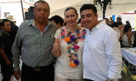 Yair Licona pide campaña de altura en Chila de la Sal