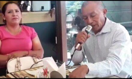 El morenista Miguel Ponce apoyará al PAN en Chila de la Sal