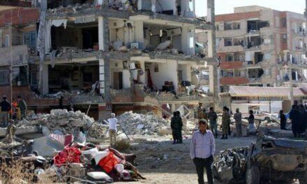 Dos terremotos sacuden a Irán; reportan más de 300 heridos