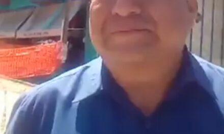 """""""Trabajaré hasta el último día de mi gestión"""": Castro Ramales"""