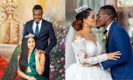 Futbolista se divorció de Miss Nigeria 2013 y se casó con Miss Nigeria 2014