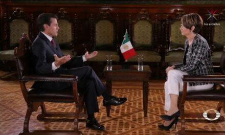 Casa Blanca y Ayotzinapa marcaron la administración de Enrique Peña Nieto