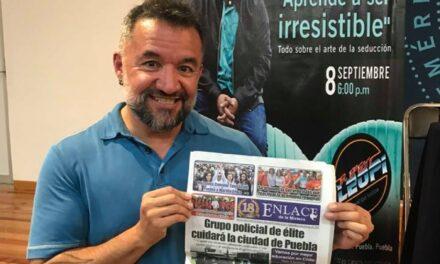 Leonel Castellanos dará consejos para ligar