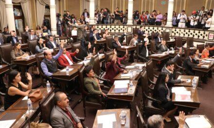 """Congreso del Estado abrogó """"La ley bala"""""""