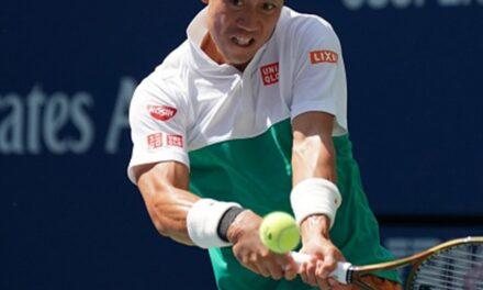 Avanza Kei Nishikori a Semifinales