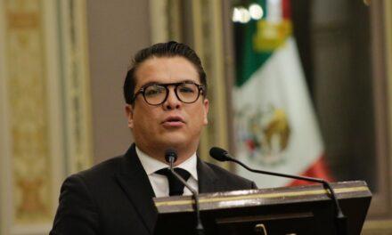 Gerardo Islas presenta punto de acuerdo para la creación del Plan de Contingencia Puebla