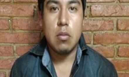 La Fiscalía General logró sentencia de 23 años de prisión para sujeto, por el homicidio de una mujer en Chiconcuautla.