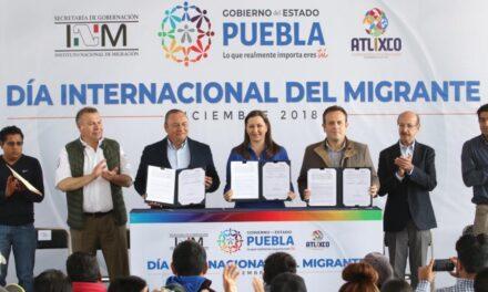En el Día Internacional del Migrante Martha Erika entrega certificados de competencia laboral