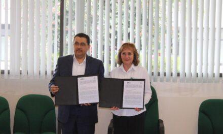 Firman convenio la UTIM y la UT Tehuacán  para mejorar proyectos y trabajo