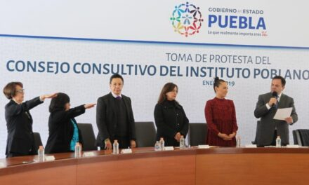 Rodríguez Almeida toma protesta a integrantes del Consejo Consultivo del IPM