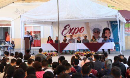 Expo Profesiográfica 2019 en Izúcar