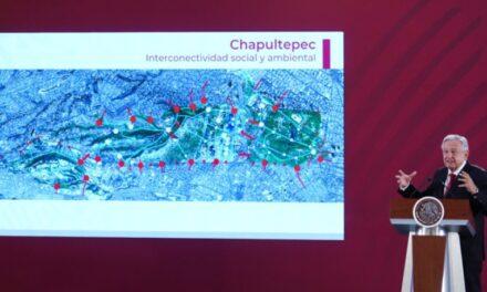 Presentó AMLO proyecto del Complejo Cultural del Bosque de Chapultepec