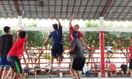 Realizaron torneo de basquetbol en Chietla
