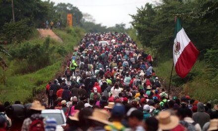 México el traspatio de E.U.