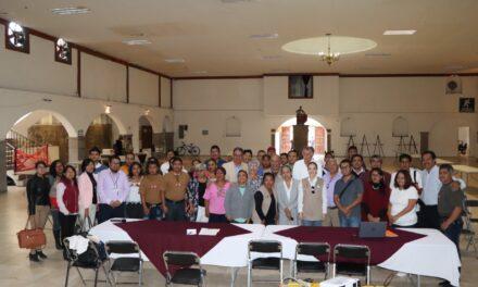 """Izúcar sede del """"Programa de Formación y Capacitación de Guías de Turismo"""" donde participan cronistas de la región"""