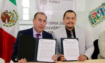 Alianza SGG y canadevi generará oportunidades de empleo a migrantes poblanos