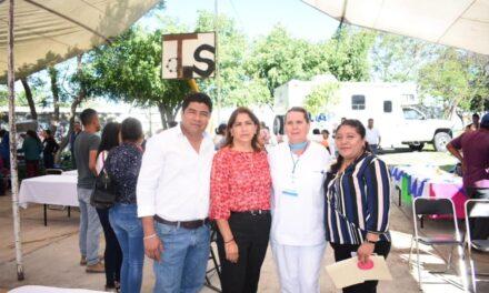 """Se realiza la jornada """"Recuperando la Salud"""" en la Soledad Morelos, Huaquechula"""
