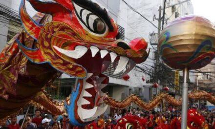 Cancelan festejos por el Año Nuevo Chino en Pekín