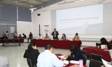 Presenta Secretaría de Educación estrategia académica ante contingencia sanitaria