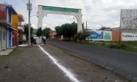 Ante el riesgo por Covid-19, 8 migrantes llegan a Tlapanalá