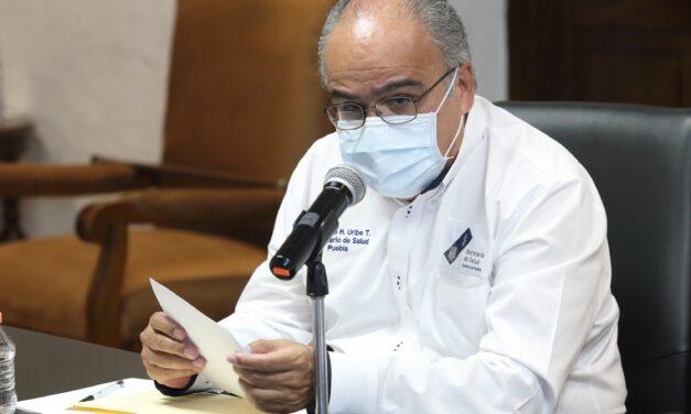 Los municipios afectados con casos de Covid-19, son 45