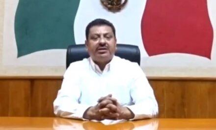 Alcalde de Tulcingo de Valle insiste en 'toque de queda'
